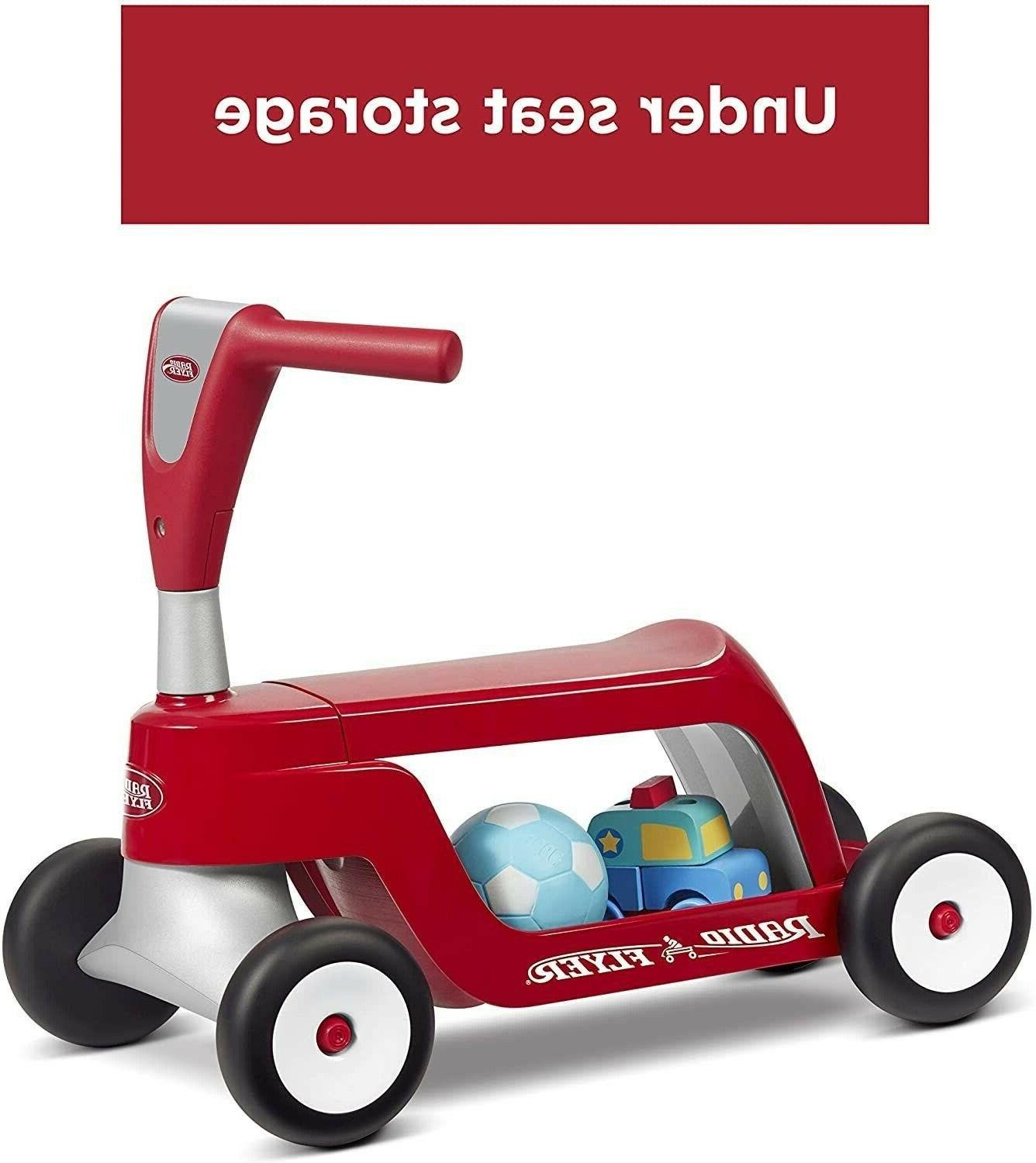 Radio Scoot Scooter, Ride on, Model: