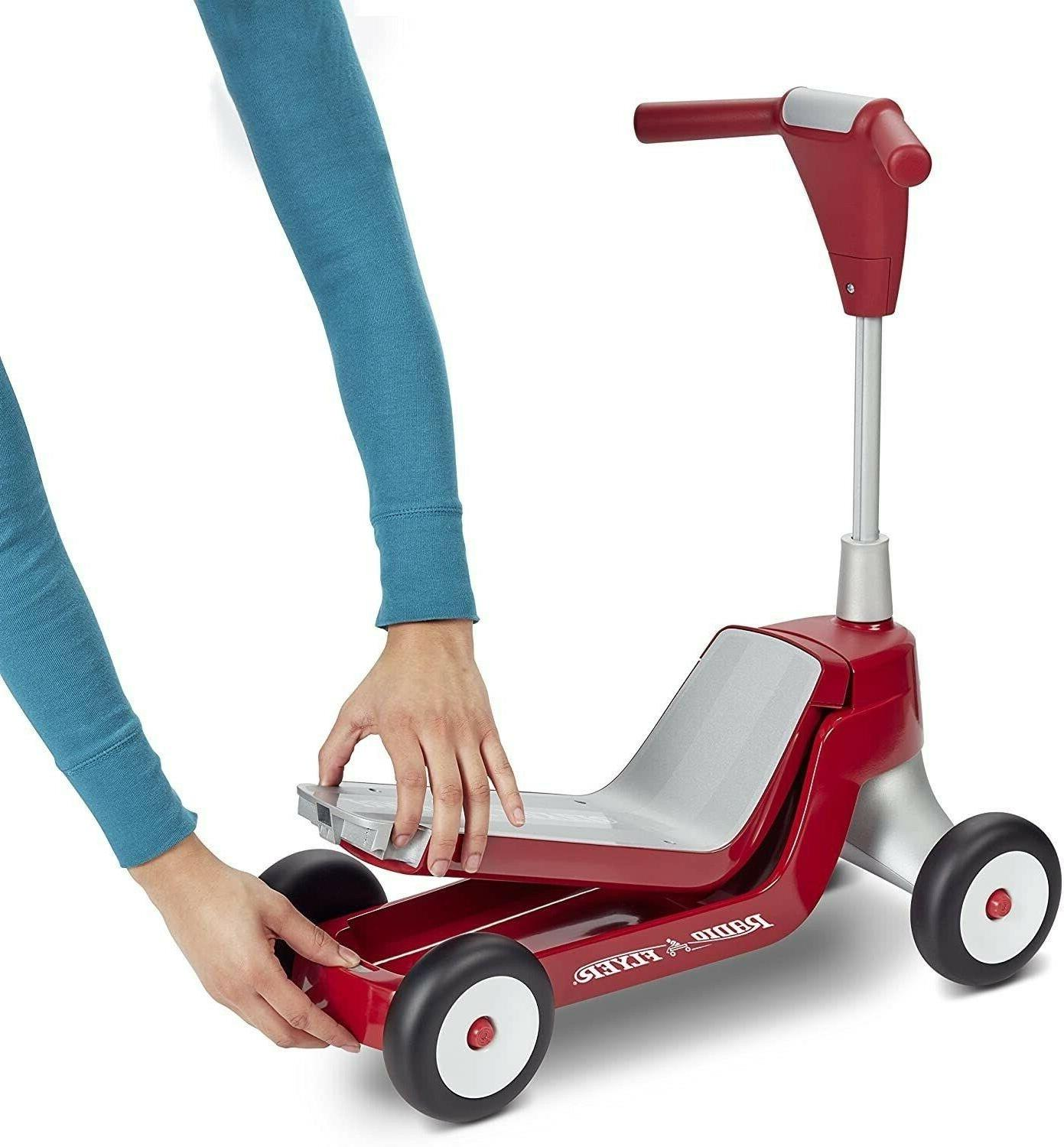 Radio Scooter, Toddler Scooter Ride Model: