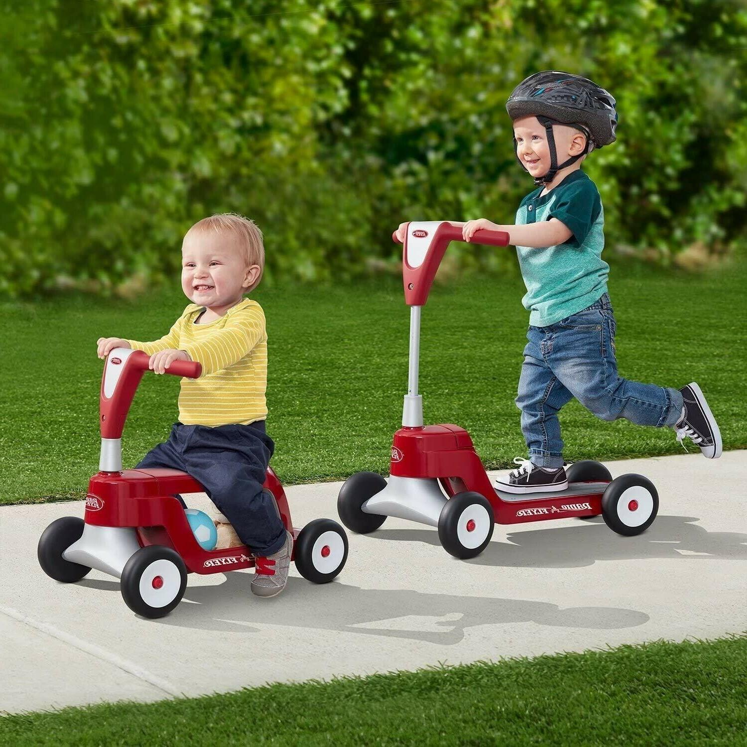 Radio Flyer Scooter, Ride on, Model: 615S