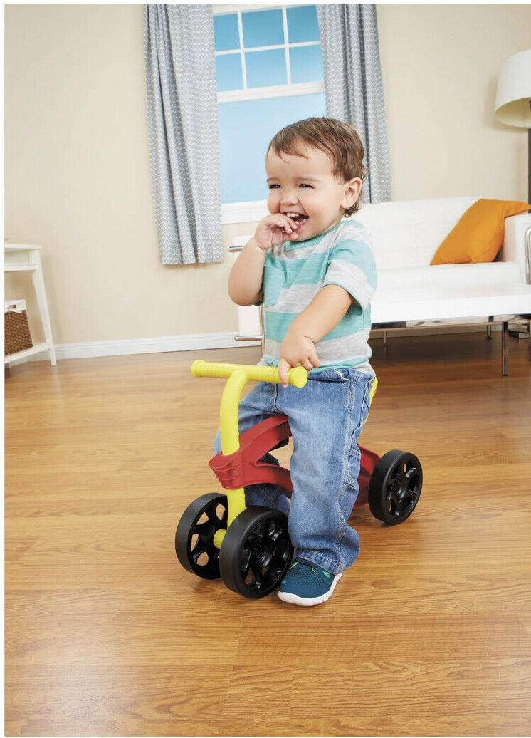 scooteroo ride on toddler play toy new