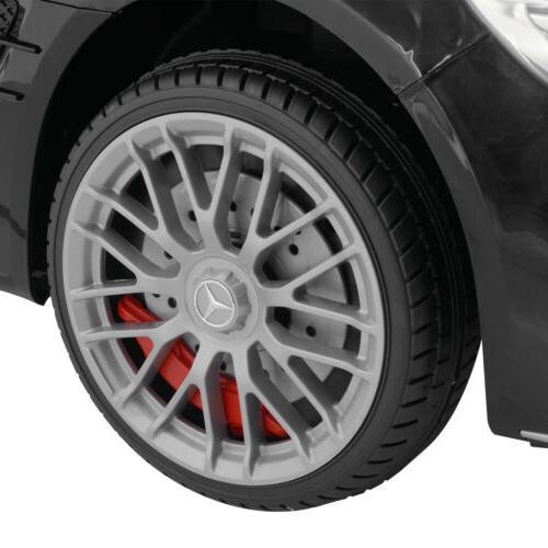 SL65 On Car Seat Mercedes MP3&Light