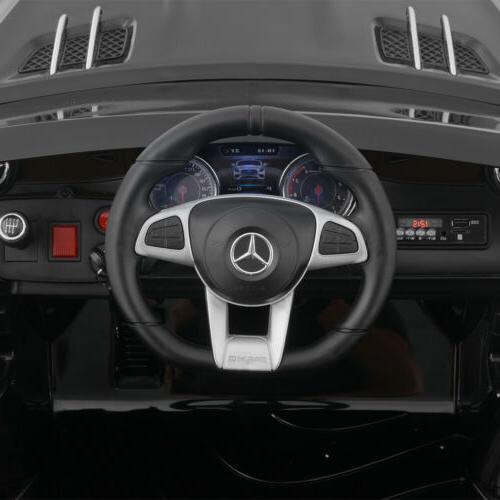 On Seat Licensed MP3&Light