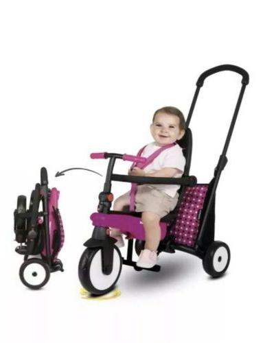 smart trike folding tricycle ride on 5