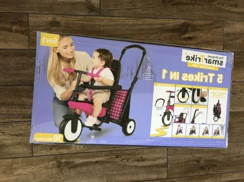 smartfold 300 5 in 1 folding tricycle
