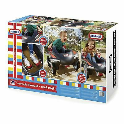 Little Pedal Riding On Kids Outdoor play