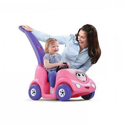 Toddler Push Around Buggy Kids Car Ride On Outdoor Play Fun