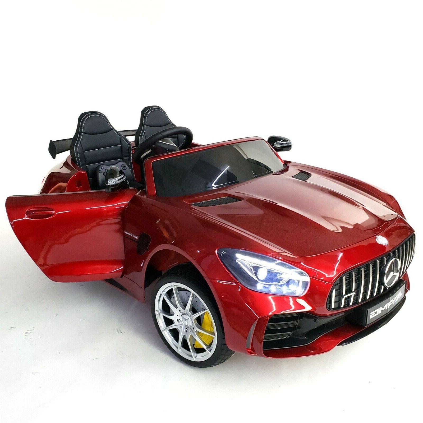 SUPER CAR PANAMERA KIDS ELECTRIC RIDE ON BRUSHLESS
