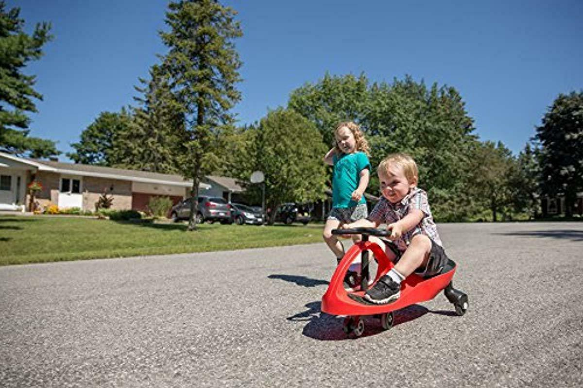The PlasmaCar by PlaSmart – Red Ride On Toy,Ages 3 yrs Up,NEW