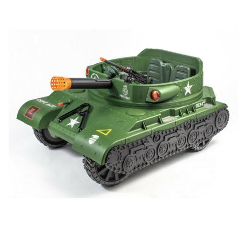 Thunder Working Cannon Turret 24 Seater New