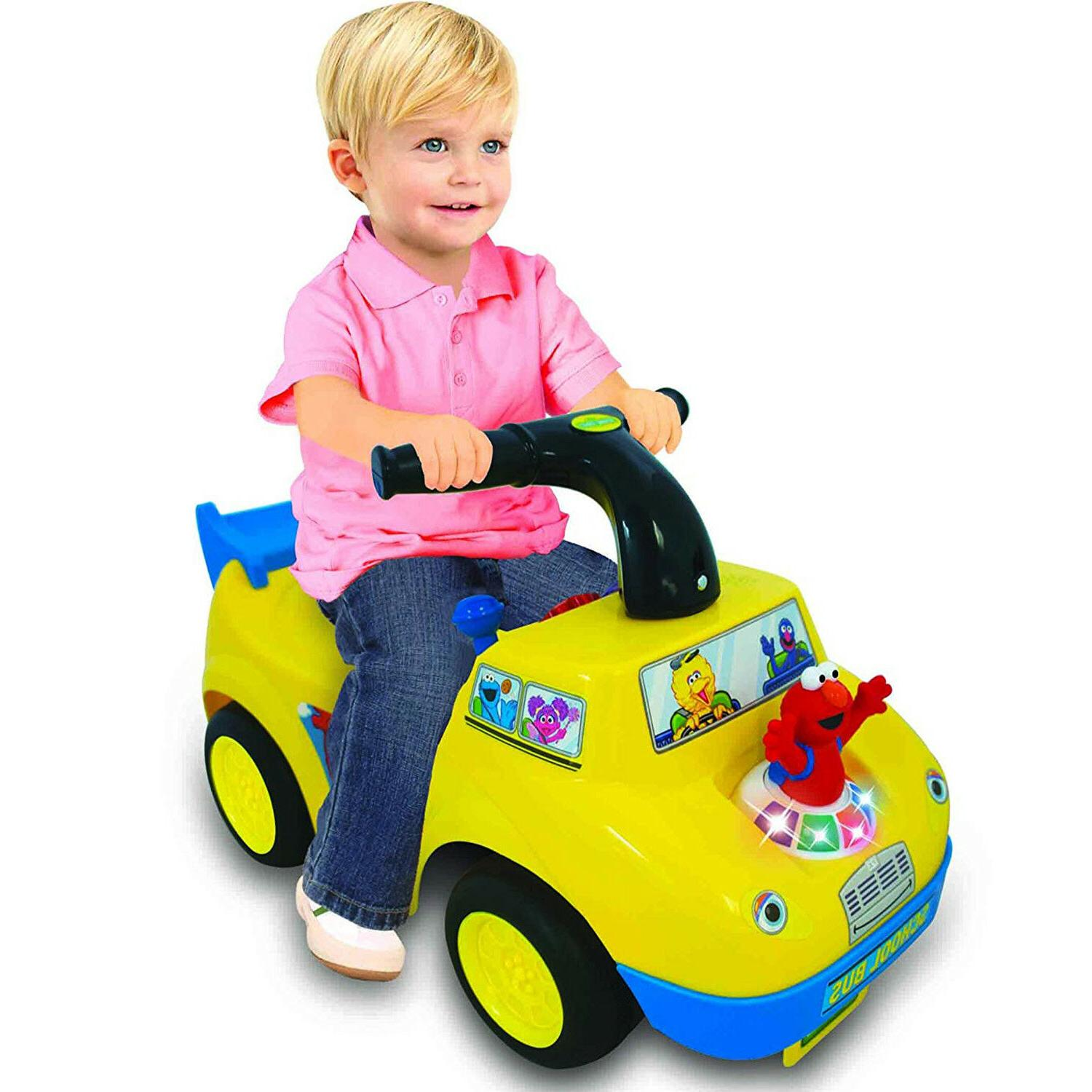 Toddler Ride Push Activity Play Kids