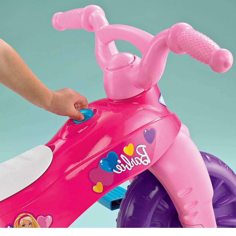 Toddler Trike Pink Purple