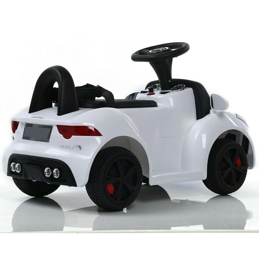 Toddler 6V Car Remote Control Music