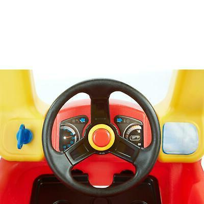 Toddler Car Little Tikes Cozy Coupe Develop Motor Safe