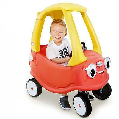Toddler Toy Car Little Cozy Coupe Develop Motor Safe