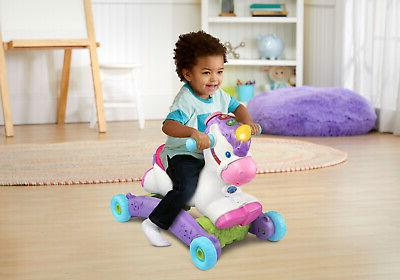 Toddlers Rocker/Ride Prance and Baby/Toddler Toy