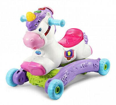 Toddlers Rocker/Ride On and Rock Learning Baby/Toddler