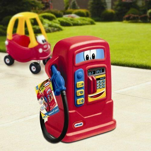 Little Gas Pump Ride On Play Sounds Toddler