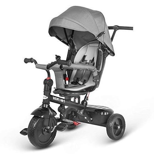 trike 1 push stroller tricycle