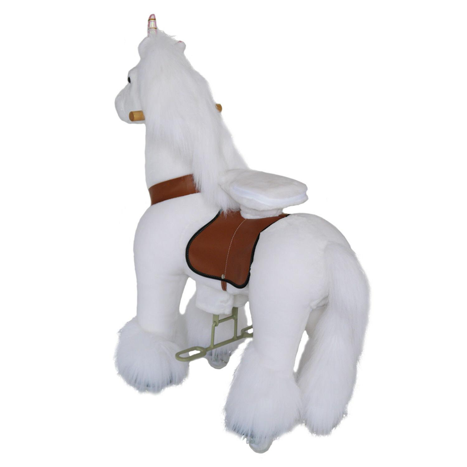 PonyCycle & White Ride Riding Toy Pony Cycle