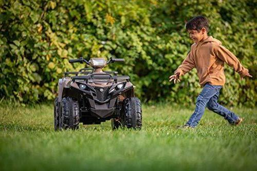 Kid Trax Yamaha ATV Toddler/Kids Toy, yrs