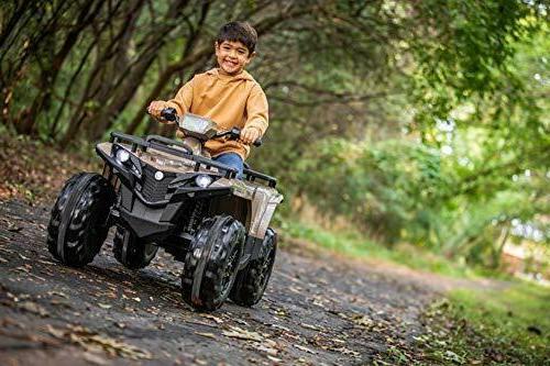 Kid Yamaha ATV Toddler/Kids Electric Ride Toy, Volt, yrs
