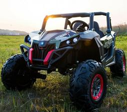 Land Rover Style Kids Ride on Battery Powered Electric Car w