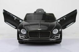 Licensed Bentley exp12, Ride On Car for Kids, LEATHER SEATS,