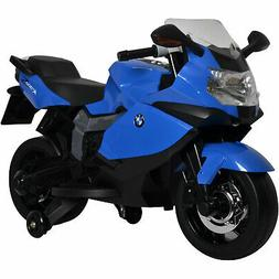 Licensed BMW Motorcycle 12V Kids Battery Powered Ride On Car