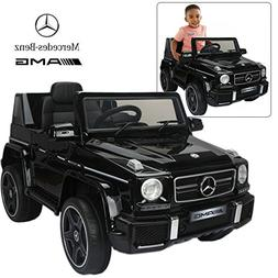 Official Licensed Mercedes Benz AMG G63 Kids Ride On Car Bla