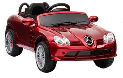 Ride On Car with Remote Control Mercedes 12V Electric Toddle