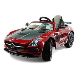 LICENSED MERCEDES SLS AMG FINAL EDITION 12V Kids Ride-On Car