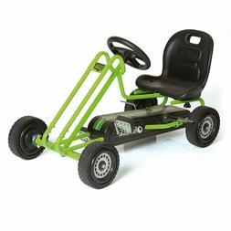Hauck Lightning Pedal Go Kart Car Ride On Toys Race Green Be