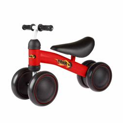 Lil' Rider Ride On Mini Trike Red No Pedal Easy Grip Handles