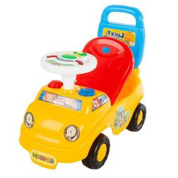 Lil Rider Ride on Toy Activity Car For kids 12-months to 2-y