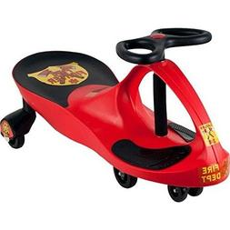 Lil' Rider Ride on Toy, Fire Truck Ride on Wiggle Car by Rid