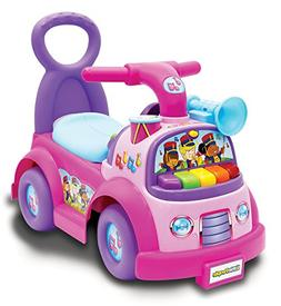 Little People Fisher-Price Music Parade Ride On, Pink