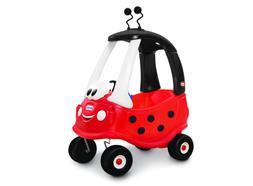 little tikes ladybug cozy coupe ride on