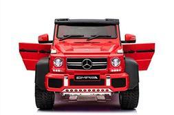 Luxury 4x4 Edition 6 Wheels Mercedes Benz G65 12V 14 AMP Kid