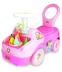 Kiddieland Toys Limited Magical Princess Activity Ride-On