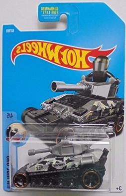 Mattel Hot Wheels Basic Die-Cast Hw Ride-Ons - Tanknator