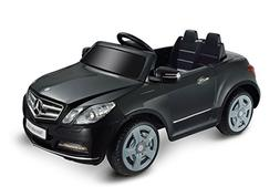 Kid Motorz Mercedes Benz E550 1 Seater, Black