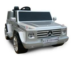Mercedes Benz Two Seater Ride On Toys For 3+ Yr Old  12V Bat