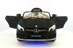 Mercedes CLA45 12V Kids Ride-On Car MP3 USB Player Battery P