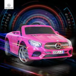 Mercedes SL500 12V Electric Kids Ride On Toy Cars 6 Speeds w