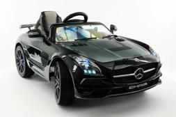 Mercedes SLS Final Edition Children Ride-On Car with R/C Par