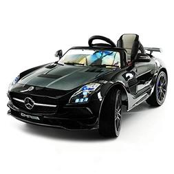 Mercedes SLS Final Edition Children Ride-On Car with R/C Par