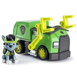 Paw Patrol Mission Paw Rockys Mission Recycling Truck Kids P
