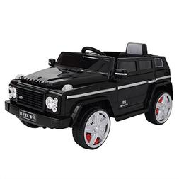 12V MP3 Kids Ride On Car Truck RC Battery Power Wheels W/ LE
