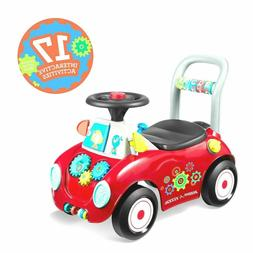 new Radio Flyer, Busy Buggy, Ride-on and Push Walker, Multi-
