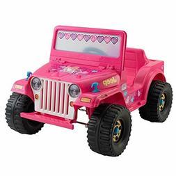 New Forward Reverse Kids Girls Ride-On Power Wheels Barbie J